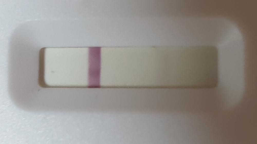 ظهور خط خفيف جدا في اختبار الحمل المنزلي هل يدل على الحمل Youtube