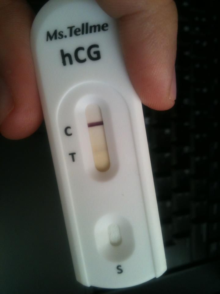تحليل الحمل المنزلي خط واضح و خط باهت وتحليل الدم سالب عالم حواء
