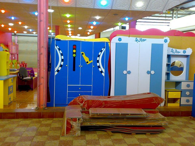 زي ماوعدتكم غرف الأطفال من سوق الصواريخ   عالم حواء