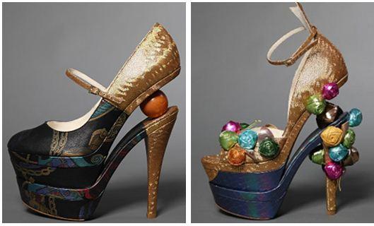 0f81afb22 أعلى أحذية نسائية في العالم - عالم حواء