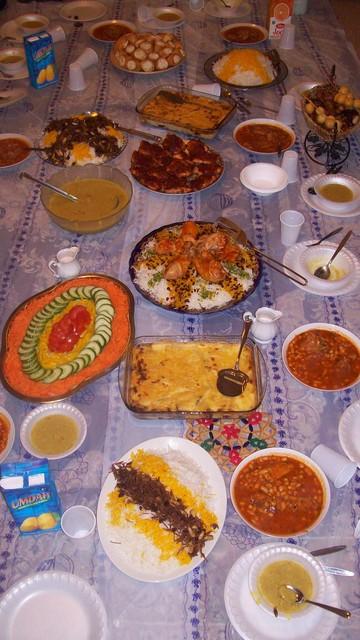 9a3b31758 سفرة رمضانية عراقية بامتياز لصديقاتي - عالم حواء