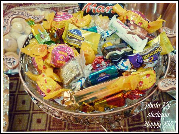 تصويري مظاهر أول يوم العيد في بيتنا المتوآضع عالم حواء