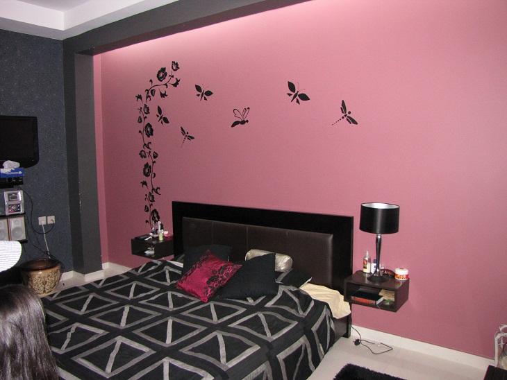 ألوان غرفة النوم   الصفحة 4   عالم حواء