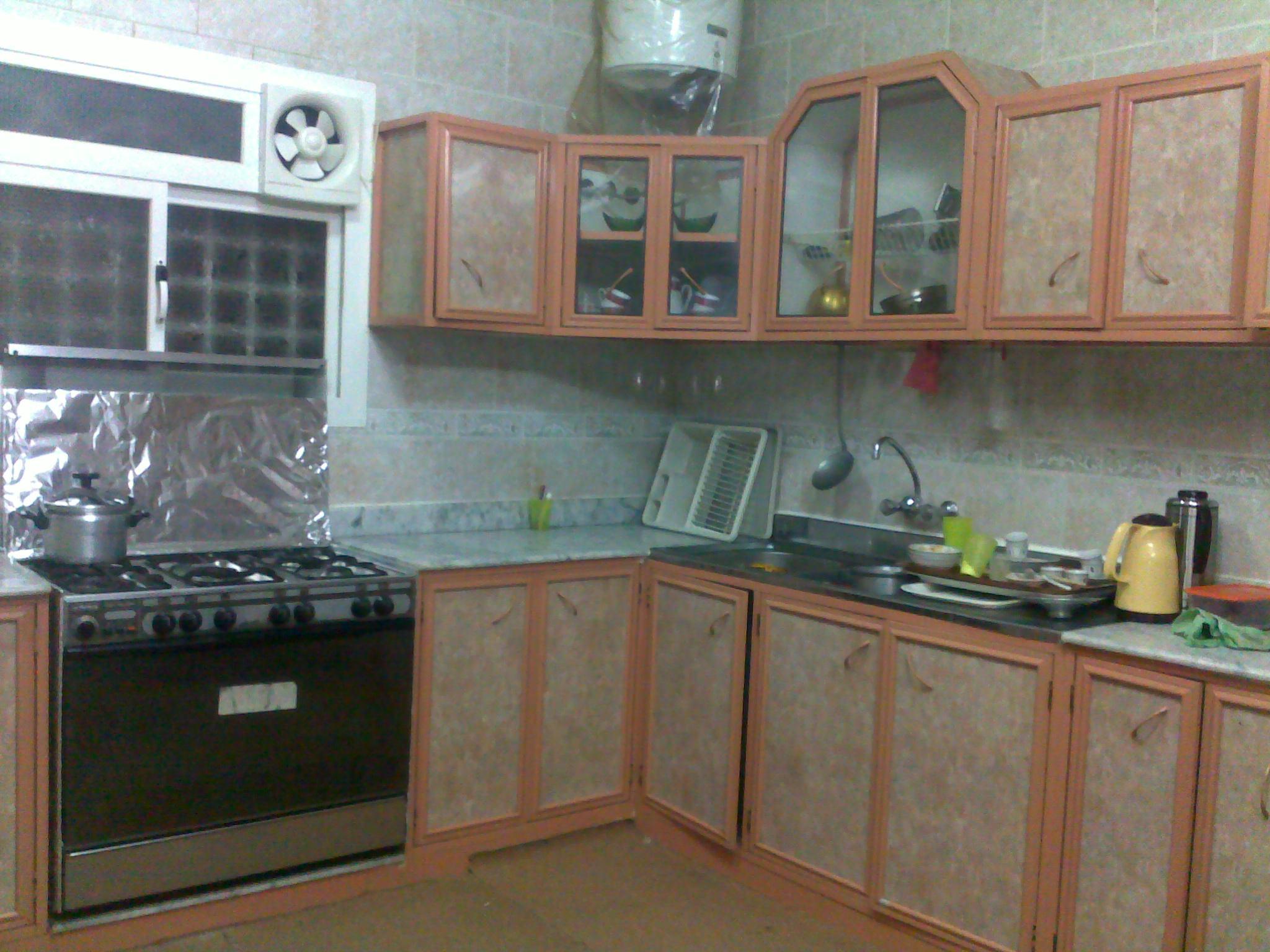 aa3662e56 مطبخي بعد التنظيف والترتيب - عالم حواء